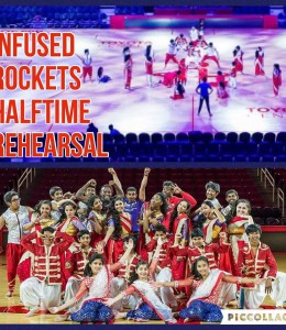Houston Rockets Halftime Performance